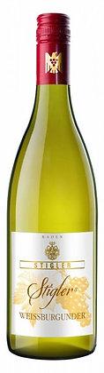 STIGLERs Weißer Burgunder trocken - Weingut Stigler