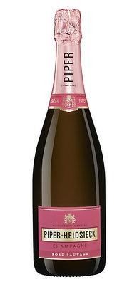 Rosé SauvagePIPER-HEIDSIECK,A.O.P. Champagne