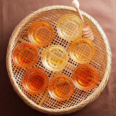 大阪の都市養蜂で採れた国産生はちみつ 大阪のモダンなお土産ギフト