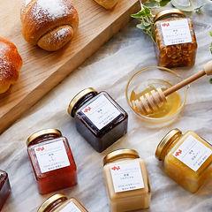 毎日の生活の寄り添う生ハチミツや蜂蜜ジャム