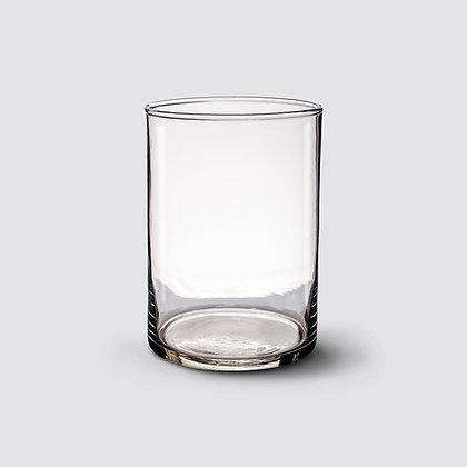 Glazen bloemenvaas