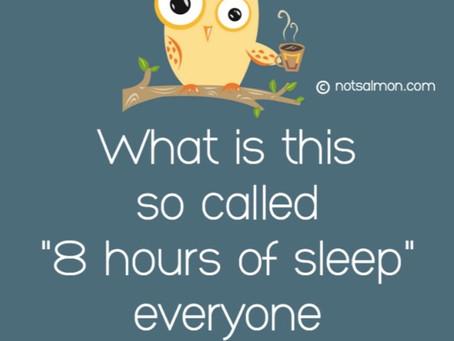 Sleep: the Nemesis of Daylight Savings