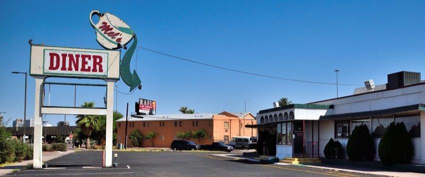 Mel's Diner Phoenix