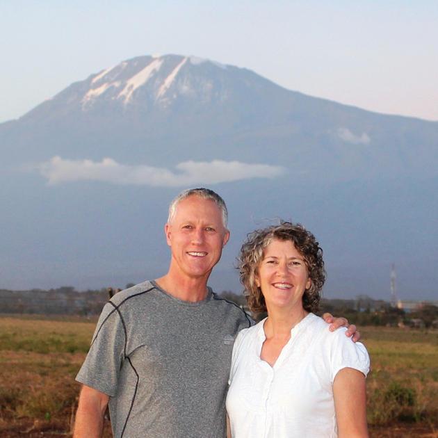 Jim & Janice Larson
