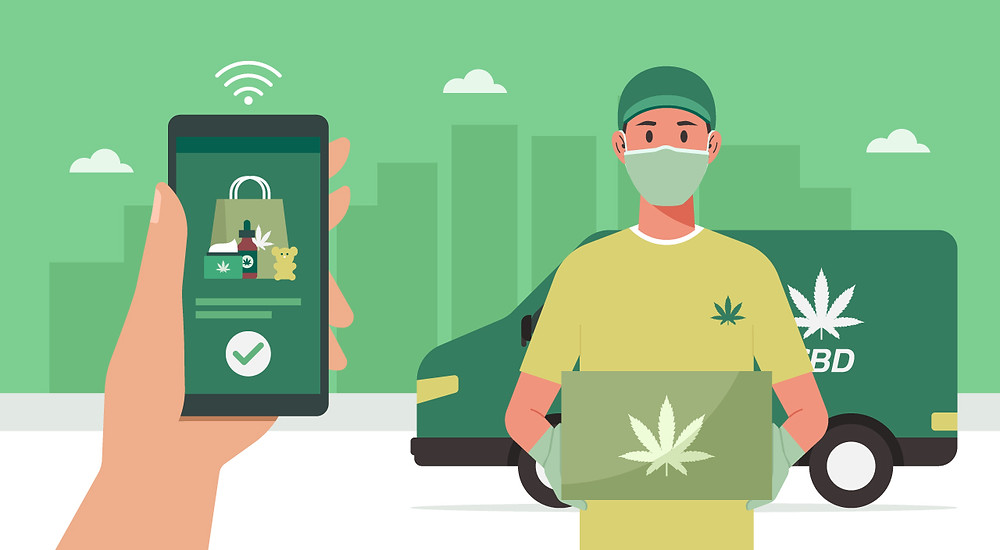 Cannabis Delivery Remains at All-Time High