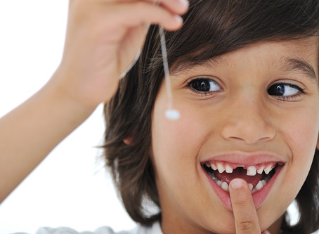 12 Strange, Fun Facts About Kids' Teeth