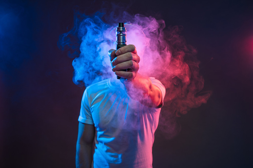 Do smoking, vaping, or smoking a hookah harm your mouth and braces?
