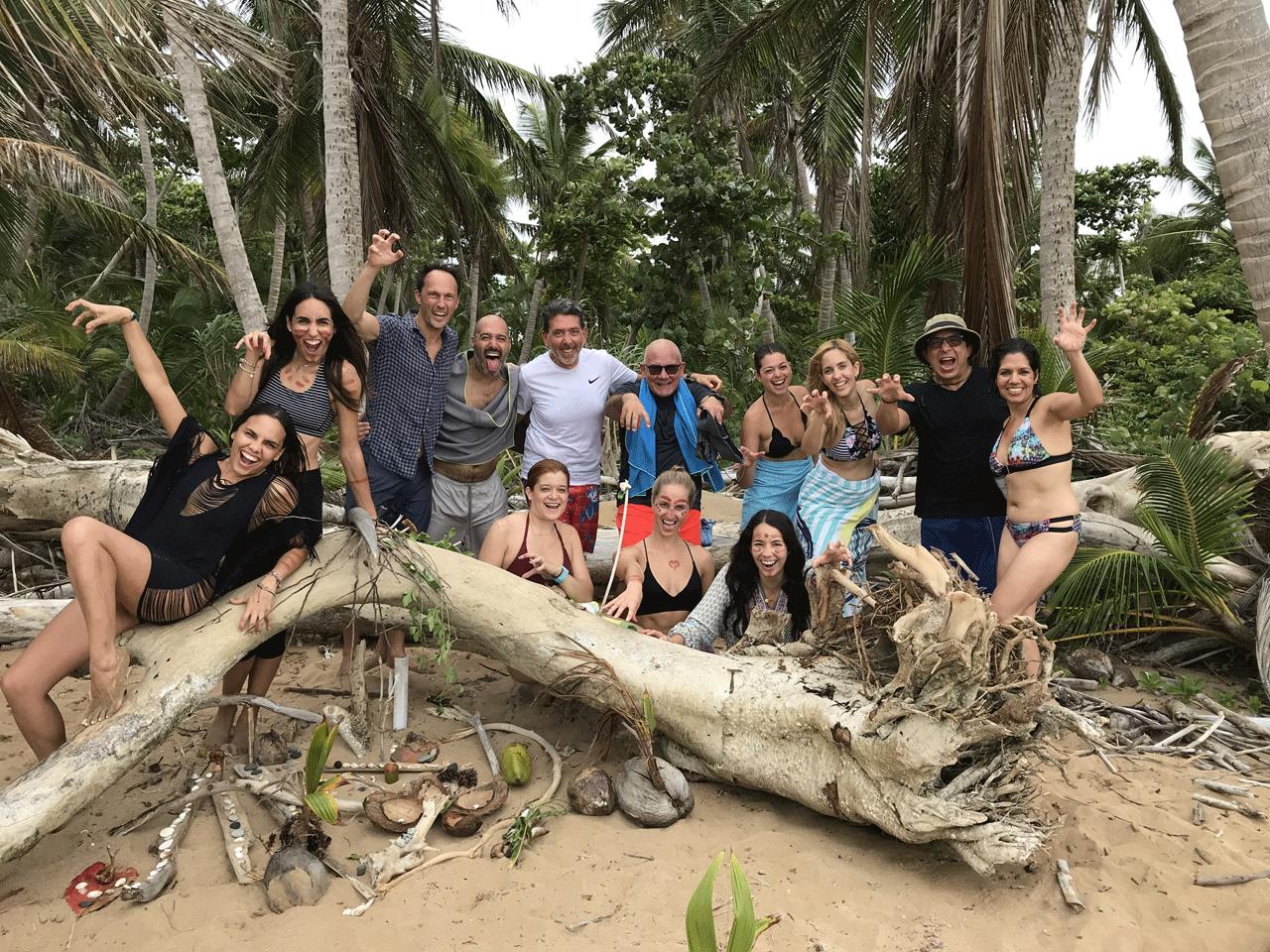 Tito's Leadership Retreat, PR 2016