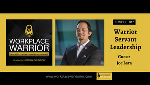 Joe Lara: Warrior Servant Leadership