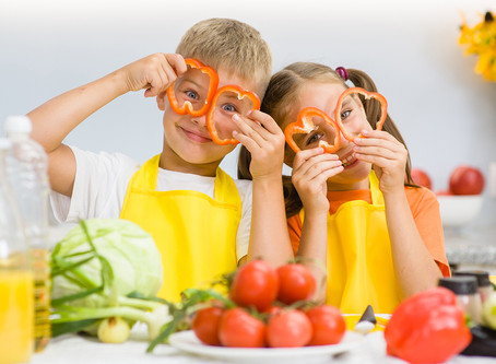 12 Fun, Delicious, Tooth-Friendly Snacks To Make With Your Kids!