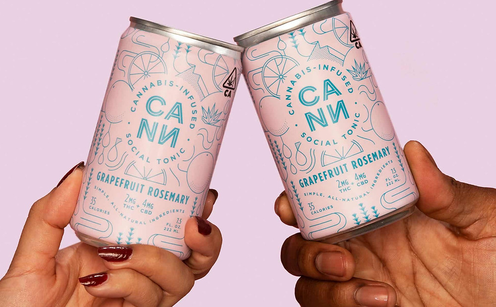 California's #1 Cannabis-Infused Beverage Cann