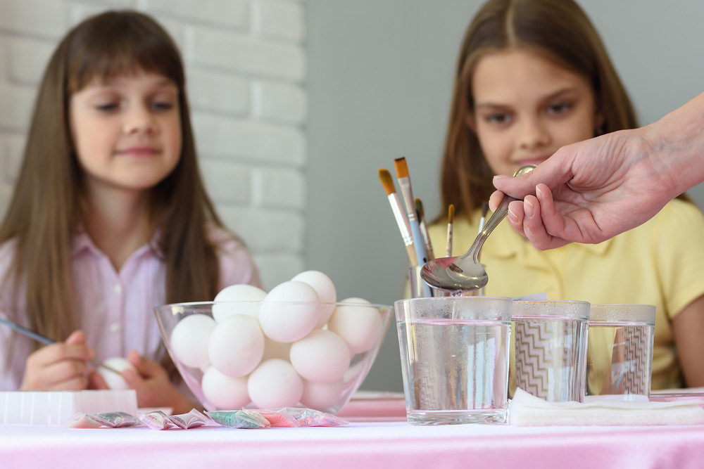 Eggsperiment Activity: the Canadian Dental Association
