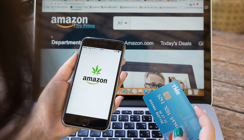 Amazon will sell weed