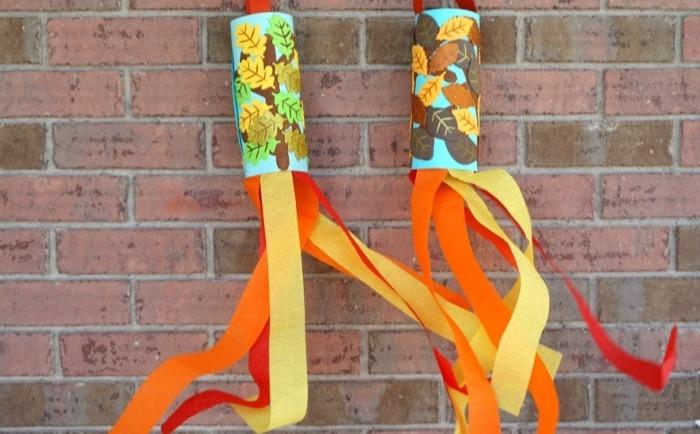 Fall Windsock Craft