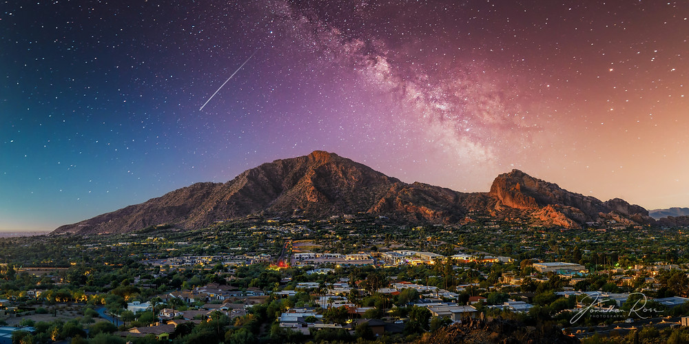 The Mystery of Camelback Mountain