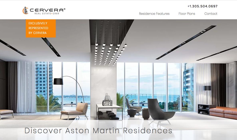 Aston Martin Luxury Residences