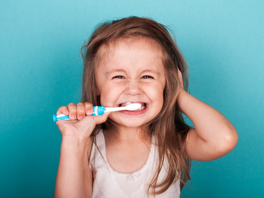Tips for Encouraging Resistant Toddlers to Brush Their Teeth