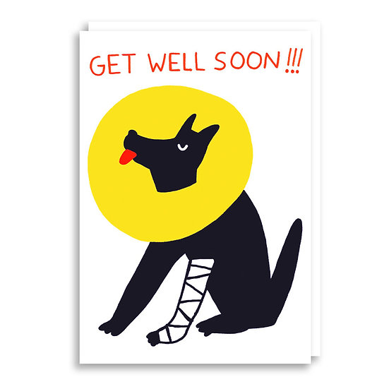 CACHETEJACK Get Well Card