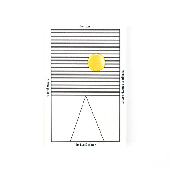 SUE DOEKSEN Sun Pin