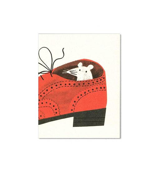 LISA JONES STUDIO Brogue Card