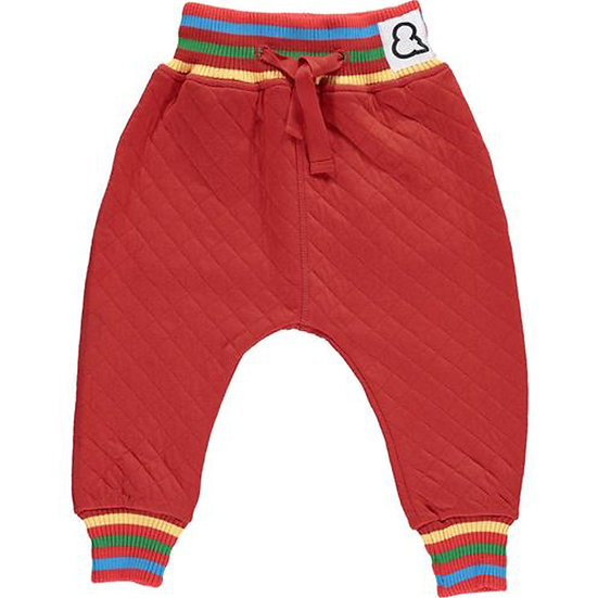 BOYS & GIRLS Quilted Trackpants