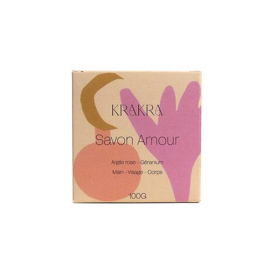 KRAKRA Amour Soap