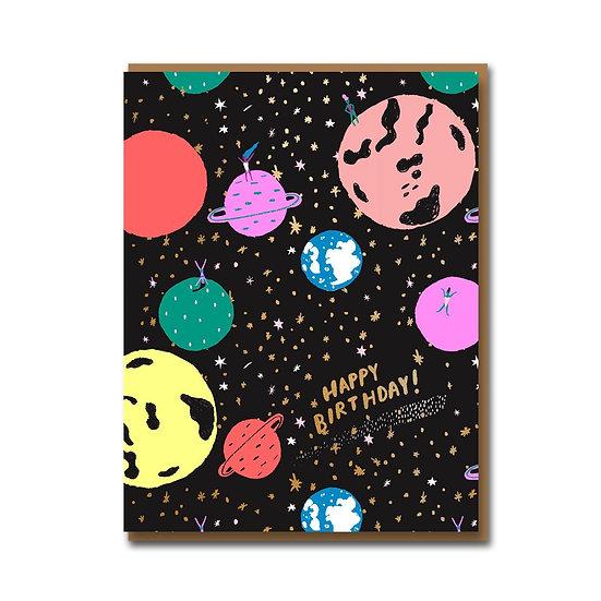 CAROLYN SUZUKI E.T. Ladies Card
