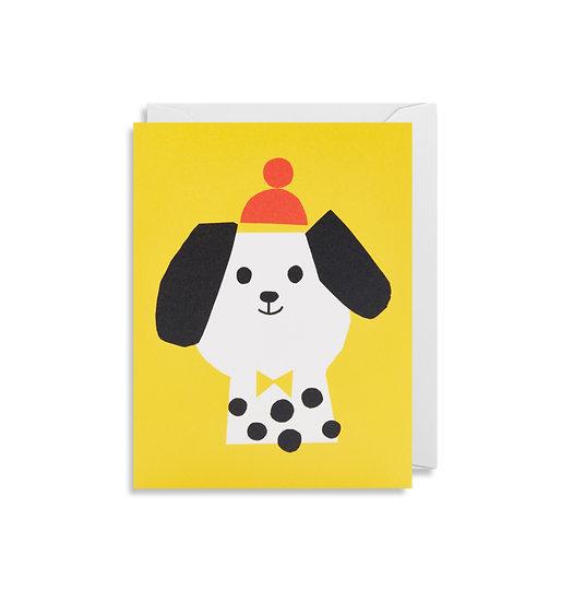 EKATERINA TRUKHAN Dog Card
