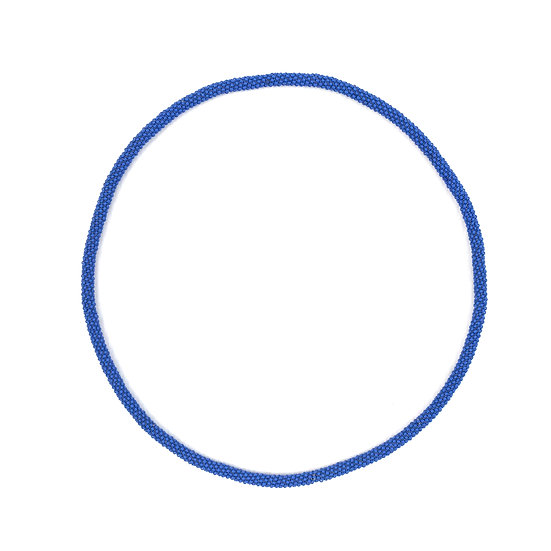 KENTE PROJECT Necklace Blue