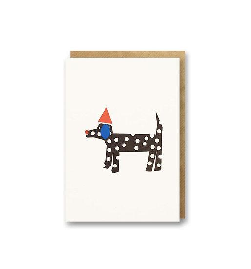 BITS AND BOBS Dog Card