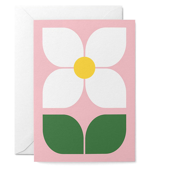 GRAPHIC FACTORY Daffodil Card