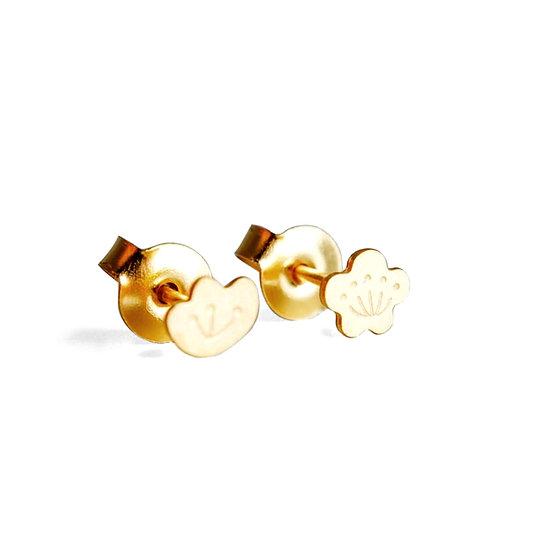 ADORABILI Blossom Stud Earrings