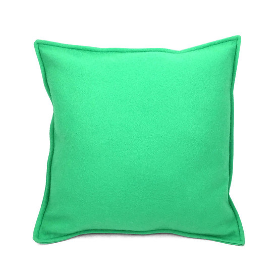 WHOLESALE Felt Cushion Pistachio