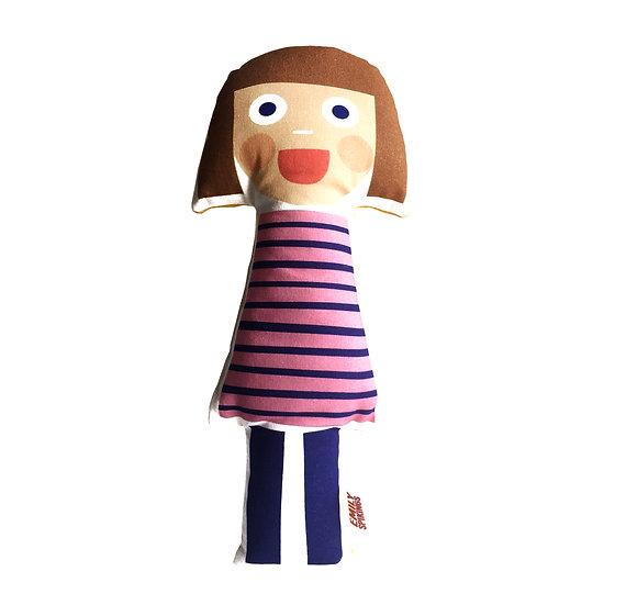 EMILY SPIKINGS Girl Doll Bob