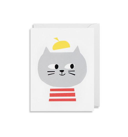 EKATERINA TRUKHAN Cat Card