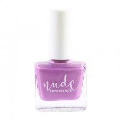 NUDE Lilac Nail Polish