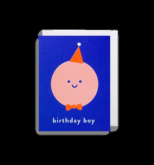 KELLY HYATT Birthday Boy Card