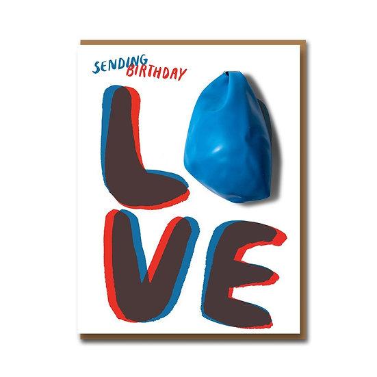 EGG PRESS Love Card