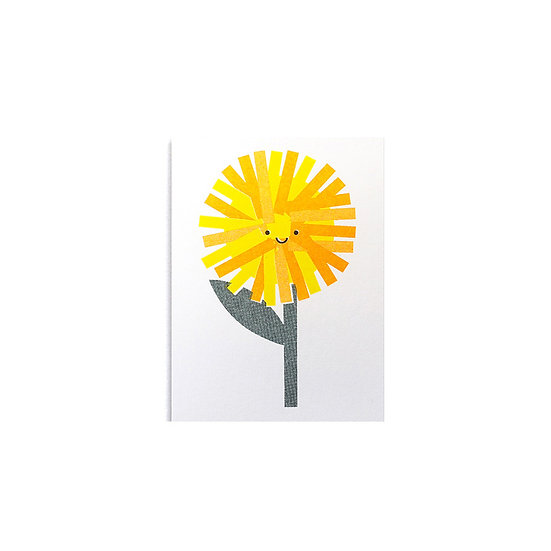 SCOUT EDITIONS Dandelion Card
