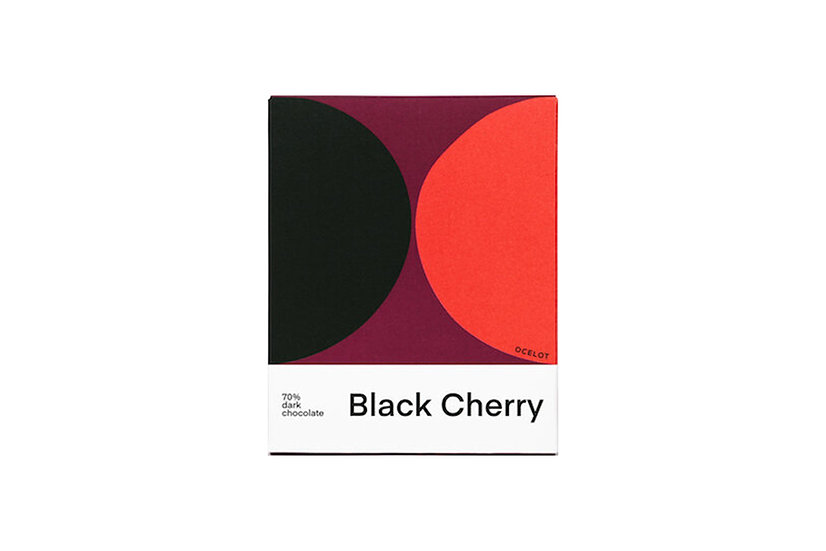 OCELOT Black Cherry Chocolate