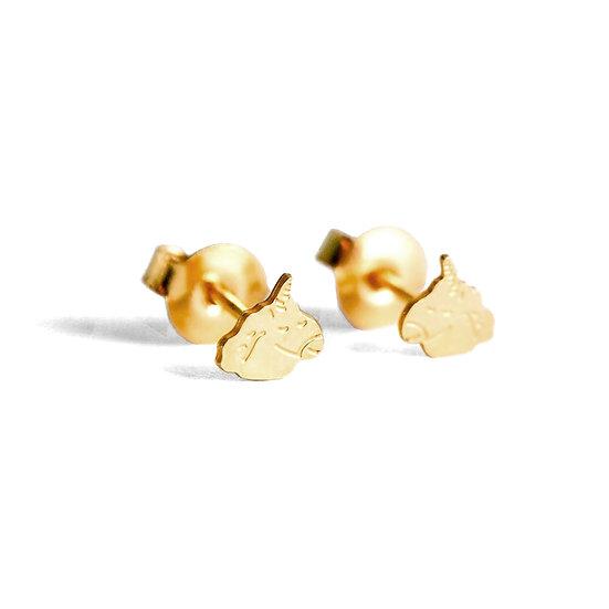 ADORABILI Unicorn Stud Earrings