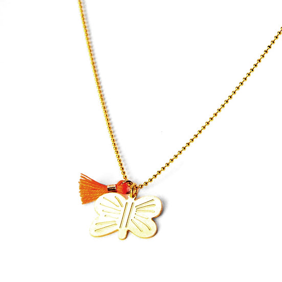 ADORABILI Butterfly Necklace