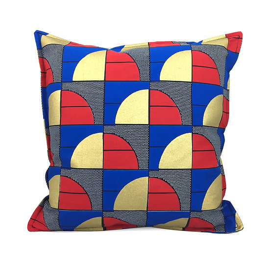 SCENERY LABEL Wax Cushion Gold