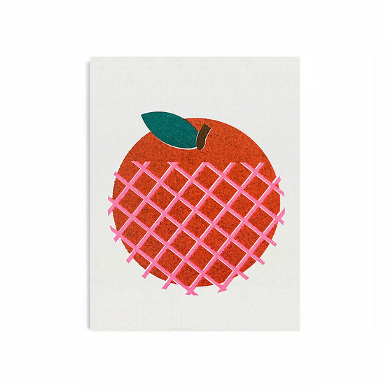 SCOUT EDITIONS Apple Card