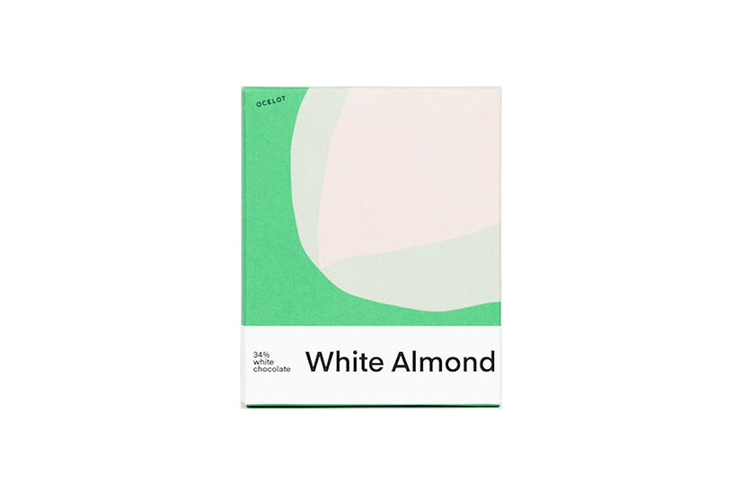 OCELOT White Almond Chocolate