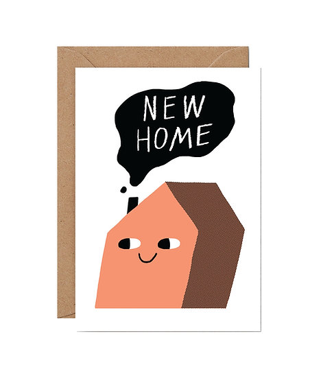 ELLIOT KRUSZYNSKI New Home Card