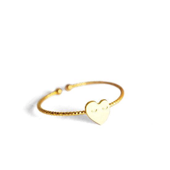 ADORABILI Heart Ring
