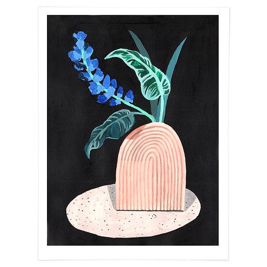 ANNE VD BOOGAARD Vase Black