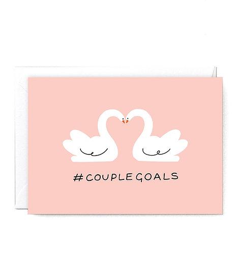 HOLLY ST CLAIR Couple Goals Card