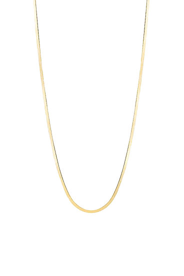 JUULRY Flat Link Chain Gold